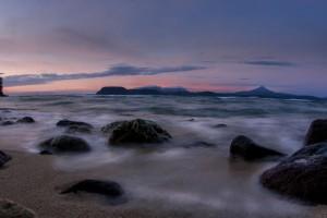 Sunset - Banka Island