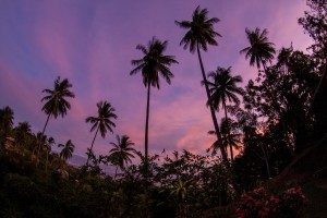 Sunset Manado