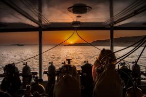 Sunset - Zabargad